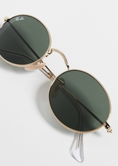 Ray-Ban RB3547 Icons Skinny Oval Sunglasses