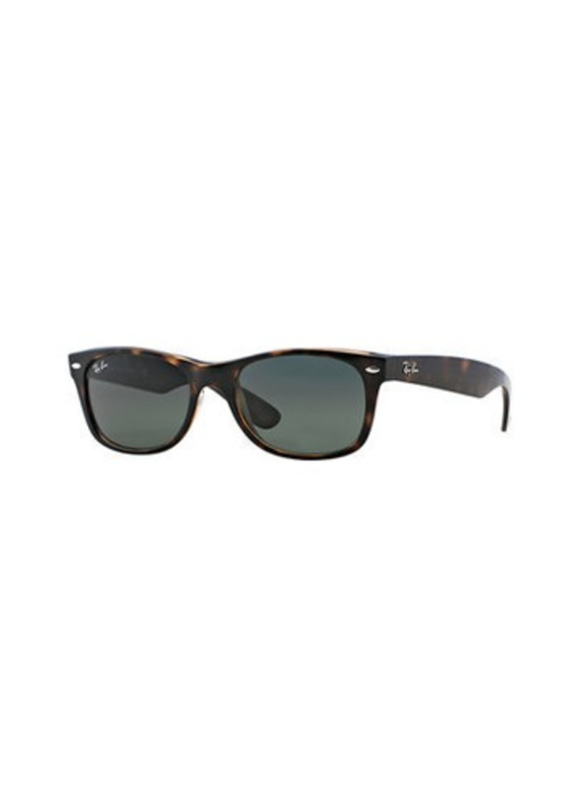 Ray-Ban New Wayfarer® 52mm Acetate Sunglasses