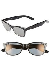 Ray-Ban New Wayfarer Classic 52mm Sunglasses