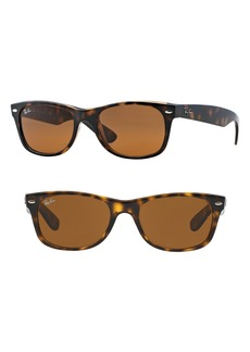 Ray-Ban New Wayfarer Classic 55mm Sunglasses