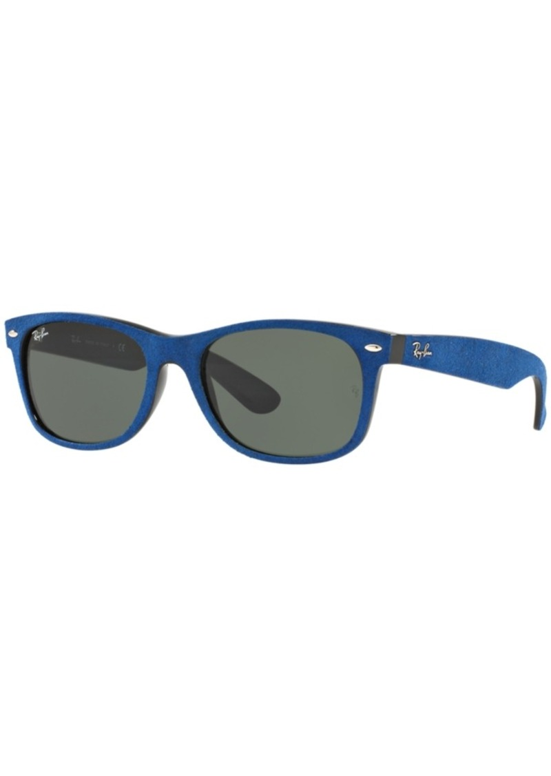 Ray-Ban New Wayfarer Sunglasses, RB2132 58