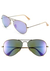 Ray-Ban Original Standard 58mm Aviator Sunglasses