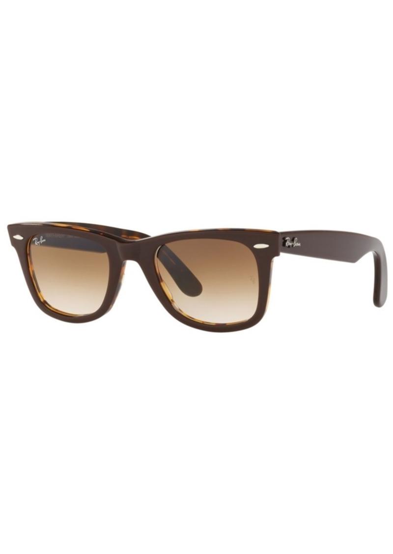 Ray-Ban Original Wayfare Sunglasses, RB2140 50