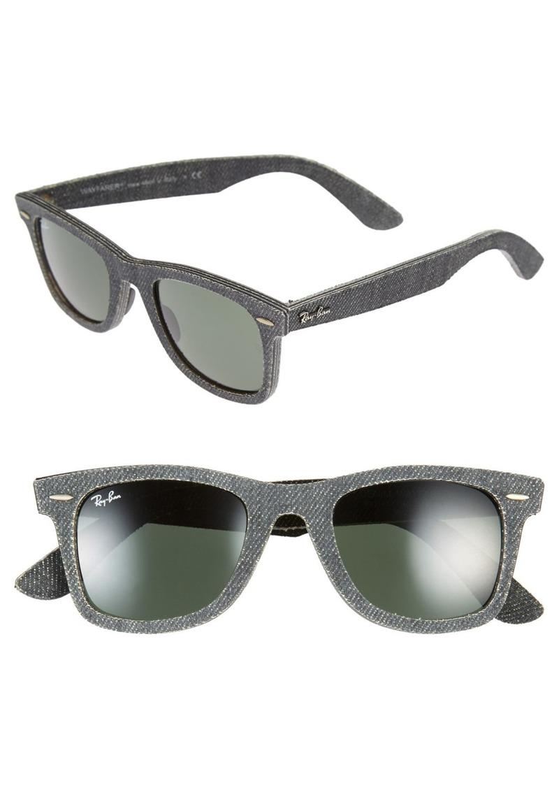 Ray-Ban 'Original Wayfarer - Denim' 50mm Sunglasses