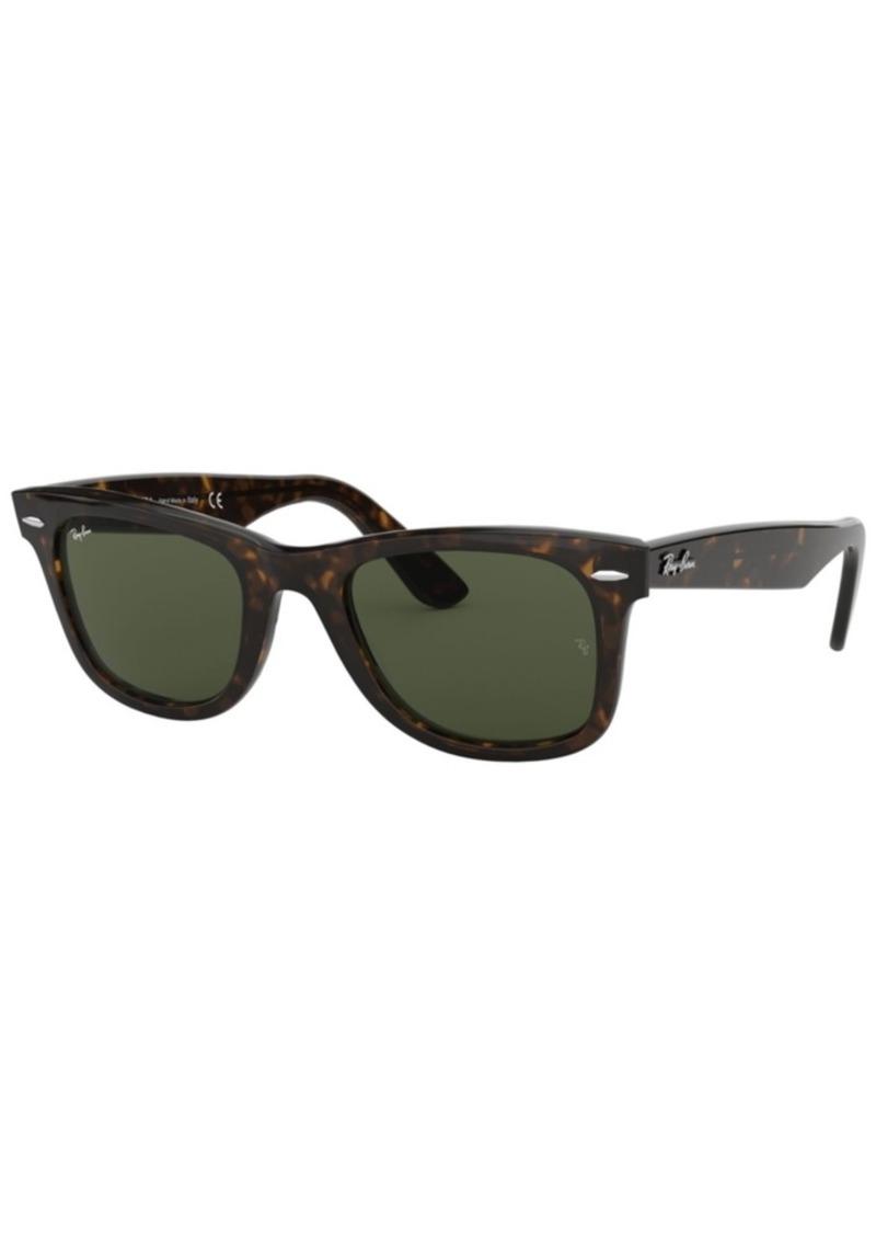 Ray-Ban Sunglasses, RB2140 Original Wayfarer