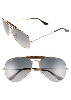 Ray-Ban 'Outdoorsman II' 62mm Sunglasses