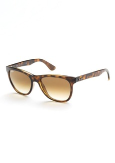 Ray-Ban Oversized Flat-Top Wayfarer Sunglasses