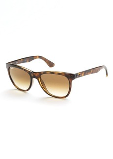 Ray-Ban Oversized Flat-Top Wayfarer Sunglasses