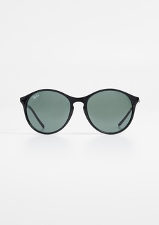 Ray-Ban Oversized Round Sunglasses