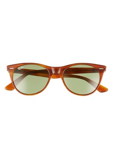 Ray-Ban Phantos 52mm Rounded Sunglasses