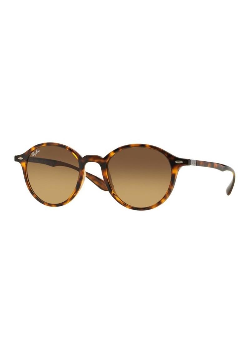 c2d0504a35 Ray-Ban Ray-Ban Phantos Round Tortoiseshell Sunglasses Now  140.00