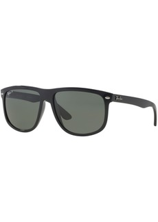 Ray-Ban Polarized Boyfriend Sunglasses, RB4147