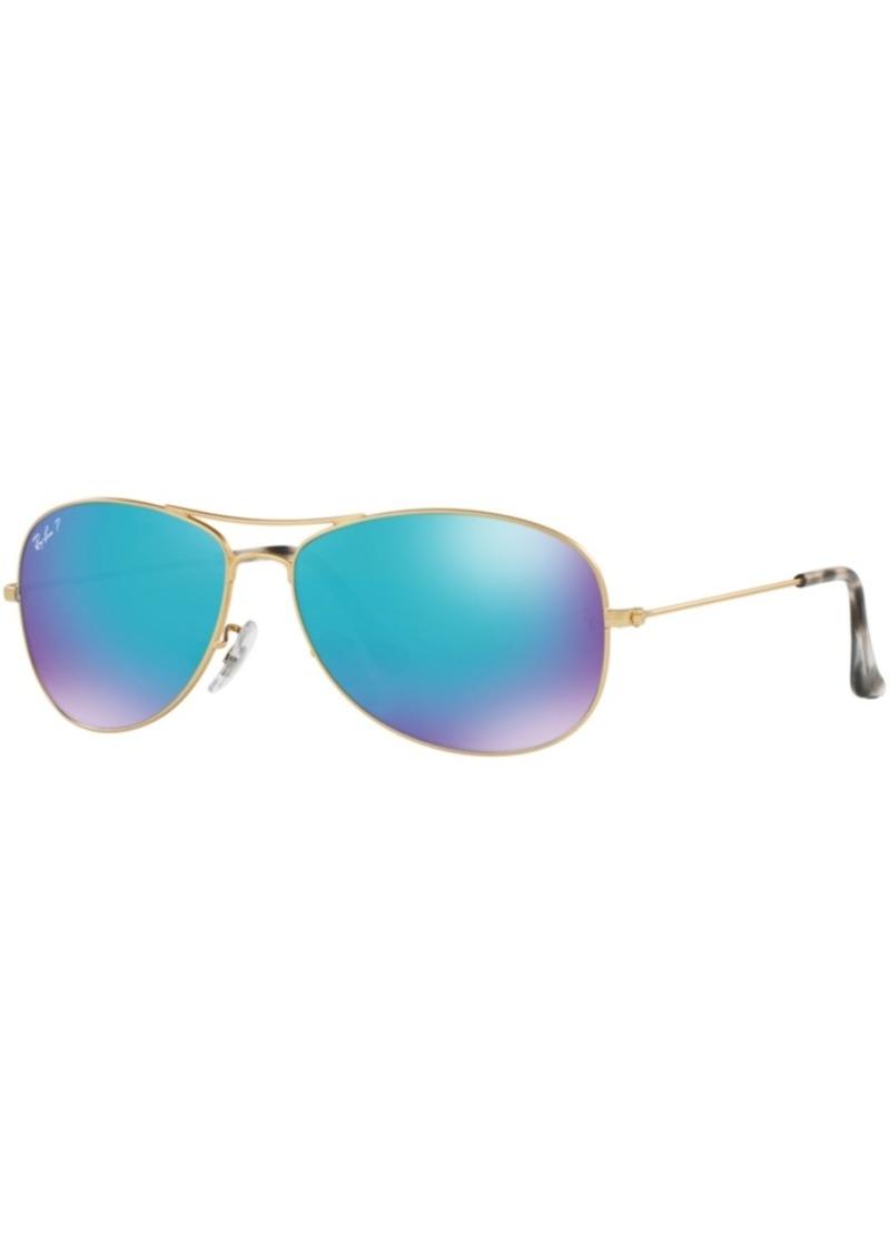 Ray-Ban Polarized Polarized Sunglasses, RB3562
