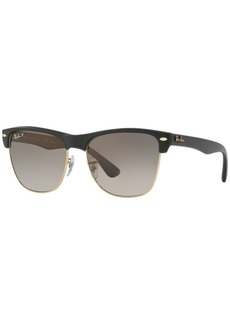 Ray-Ban Polarized Sunglasses, RB4175 Clubmaster Oversized