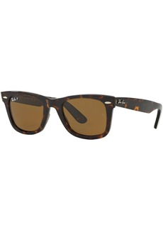 Ray-Ban Polarized Sunglasses, RB2140 Original Wayfarer