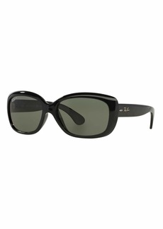 Ray-Ban Polarized Rectangle Sunglasses
