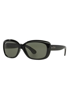 Ray-Ban Polarized Rectangle Sunglasses