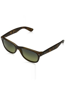 Ray-Ban RB2132 New Wayfarer Polarized Sunglasses 55 mm