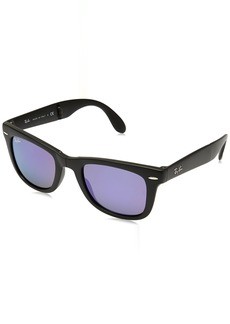 Ray-Ban RB4105 Wayfarer Folding Sunglasses  50 mm