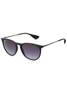 Ray-Ban RB4171 622/8G Erika Classic Non-Polarized Sunglasses /Grey Gradient 54mm
