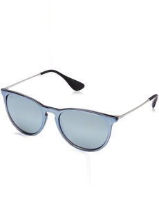 Ray-Ban RB4171 Erika Round Sunglasses