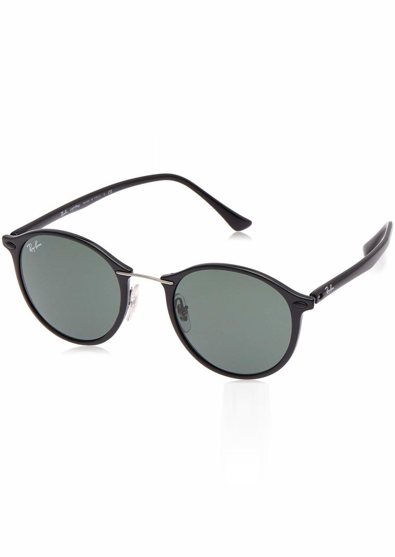 RAY-BAN RB4242 Round Sunglasses