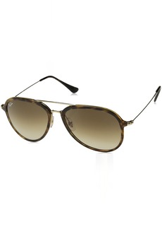 Ray-Ban RB4298 Aviator Sunglasses  57 mm