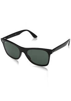 Ray-Ban RB4440N Blaze Wayfarer Sunglasses  41 mm Non-Polarized