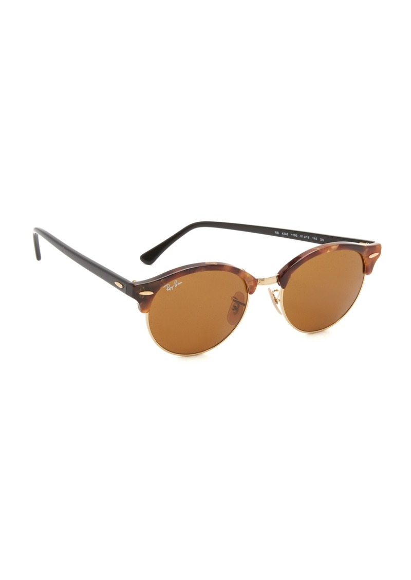Ray-Ban Round Clubmaster Sunglasses