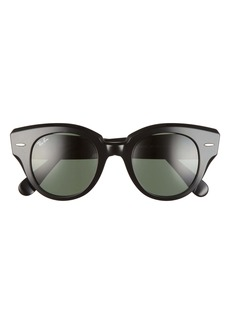 Ray-Ban Roundabout 47mm Round Sunglasses