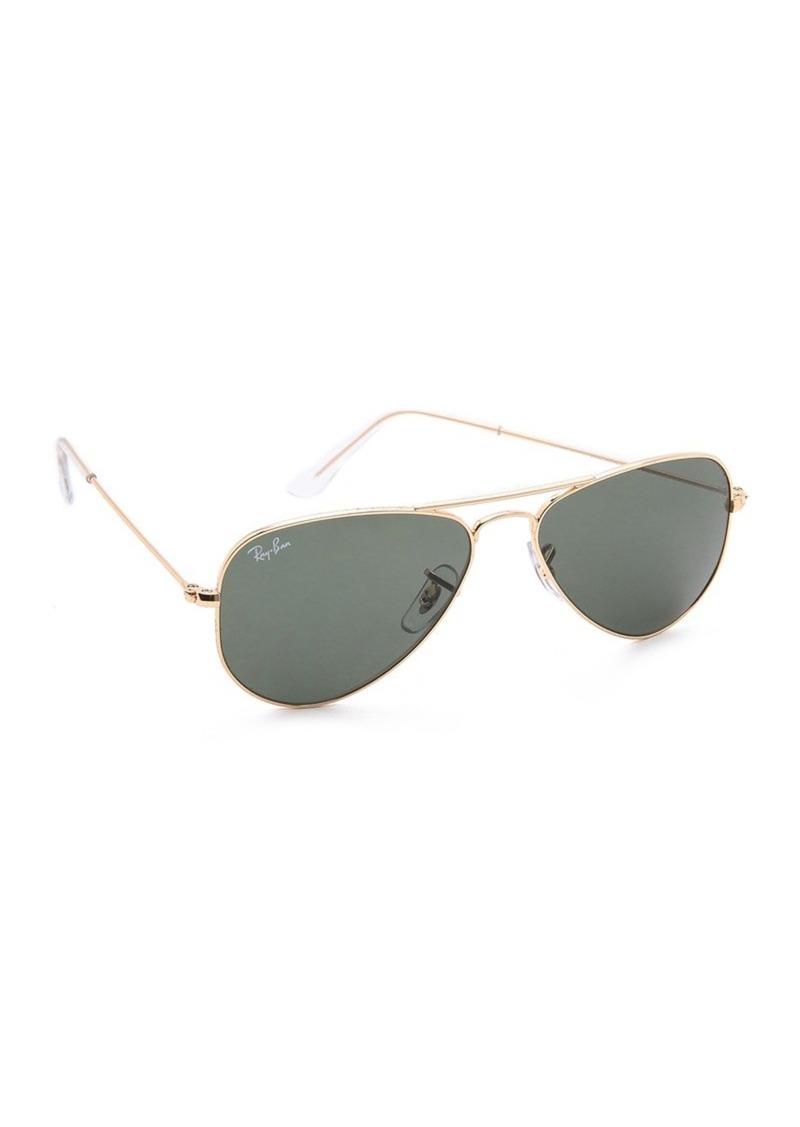 Ray-Ban Shrunken Aviator Sunglasses