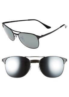 Ray-Ban Small Icons 55mm Retro Sunglasses
