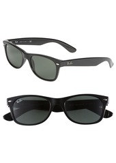 Ray-Ban Small New Wayfarer 52mm Sunglasses