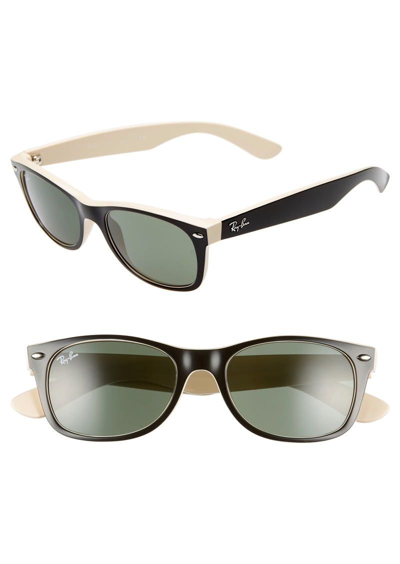 Ray-Ban Small New Wayfarer 52mm Sunglasses