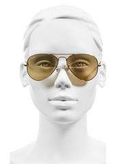 Ray-Ban Small Original 55mm Aviator Sunglasses