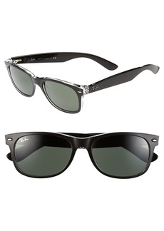 Ray-Ban Standard New Wayfarer 55mm Sunglasses