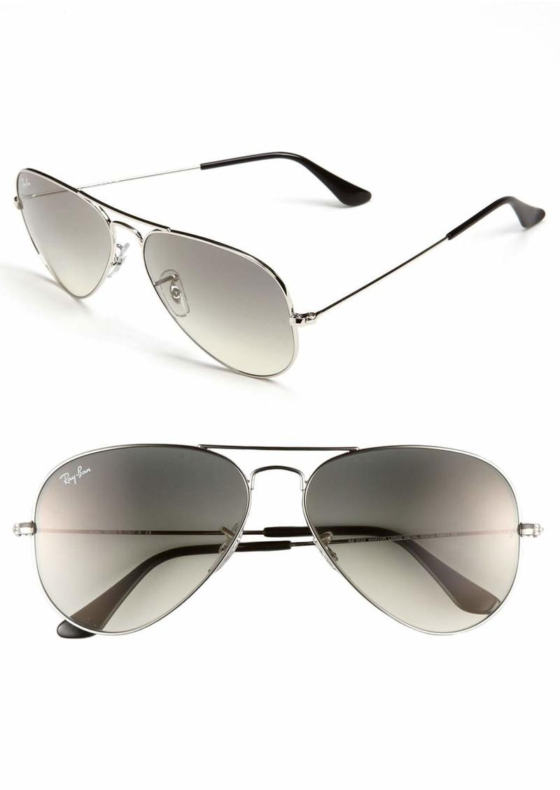 fb1ef37666a Ray-Ban Ray-Ban Standard Original 58mm Aviator Sunglasses