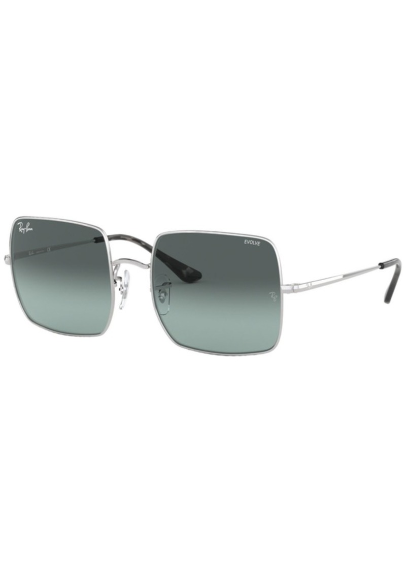 Ray-Ban Sunglasses, RB1971 54 Square