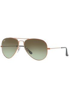 Ray-Ban Original Aviator Sunglasses, RB3025 58