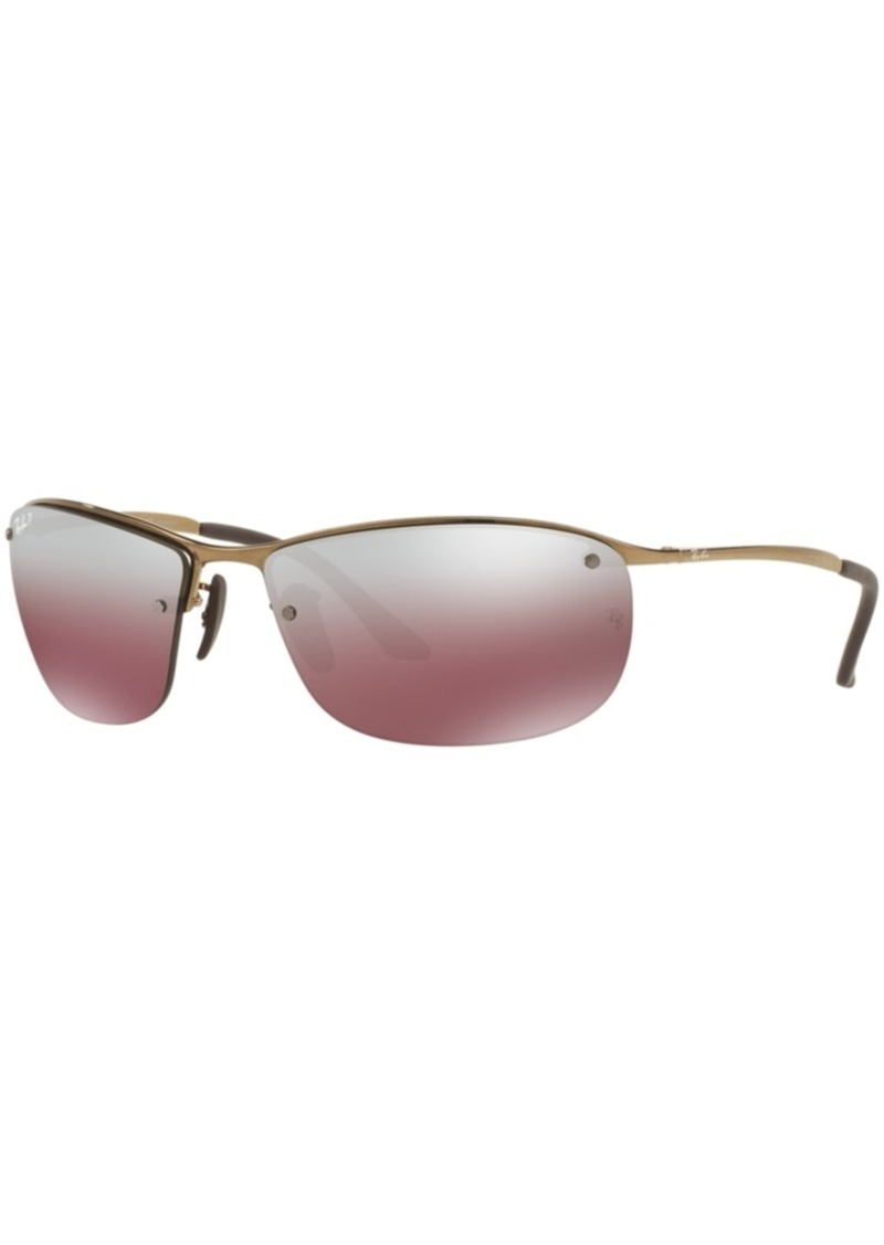 Ray-Ban Polarized Polarized Sunglasses, RB3542