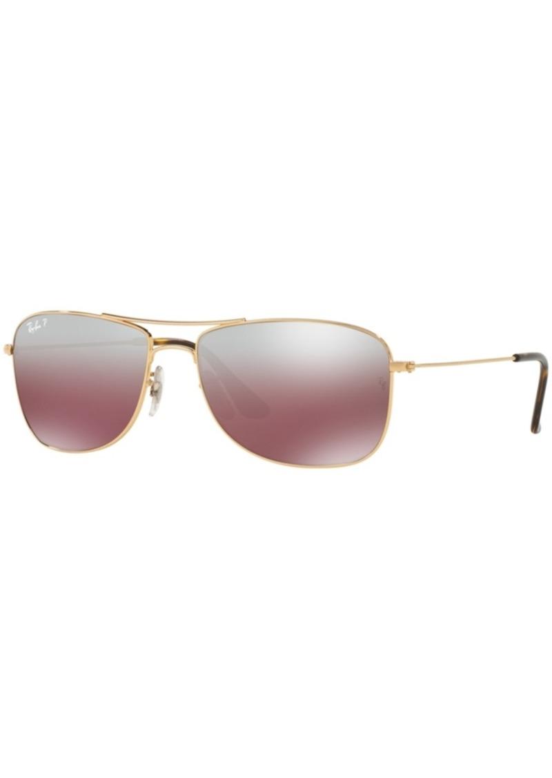 Ray-Ban Polarized Sunglasses, RB3543