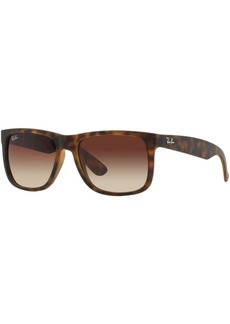 Ray-Ban Justin Gradient Sunglasses, RB4165 54