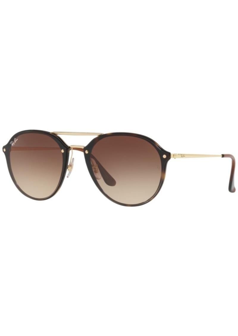 Ray-Ban Sunglasses, RB4292N Blaze Doublebridge