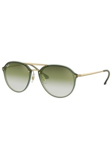 Ray-Ban Sunglasses, RB4292N 62 Blaze Doublebridge
