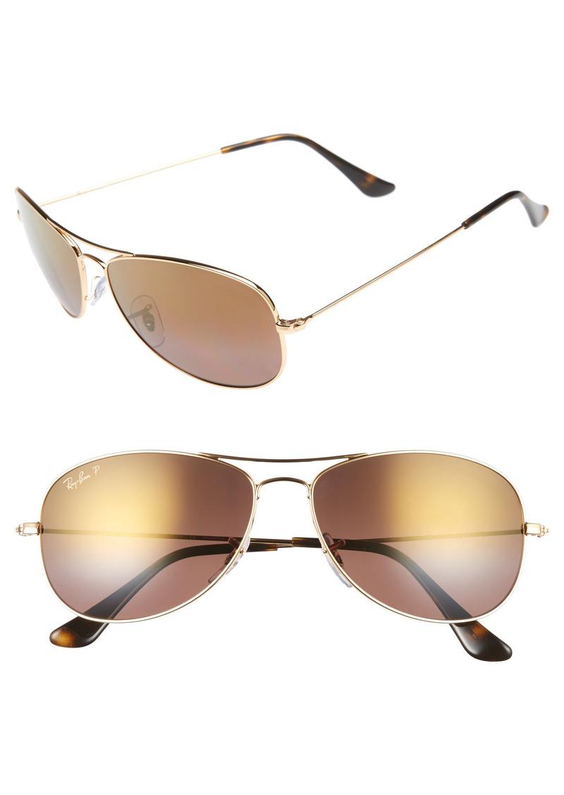 2d25cb72e1 Ray-Ban Ray-Ban Tech 59mm Polarized Sunglasses