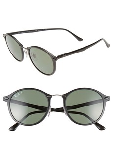 Ray-Ban 'TECH Light-Ray' 49mm Polarized Sunglasses