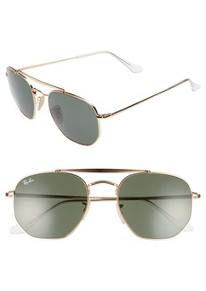 Ray-Ban The Ja-Jo 55mm Round Sunglasses
