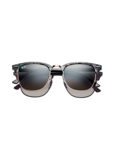 Ray-Ban Unisex Clubmaster Sunglasses, 51 mm