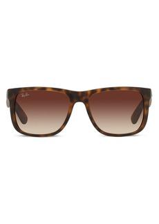 Ray-Ban Unisex Justin Wayfarer Square Sunglasses, 55mm