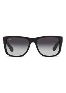 Ray-Ban Unisex Justin Square Sunglasses, 55mm